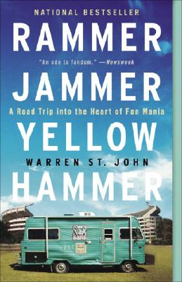 Rammer Jammer Yellow Hammer: A Road Trip Into the Heart of Fan Mania Cover Image