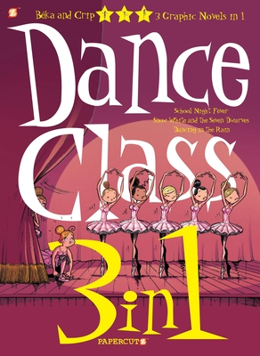 Dance Class 3-in-1 #3 (Dance Class Graphic Novels #3) Cover Image