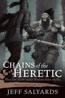 Cover for Chains of the Heretic