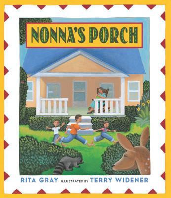 Nonna's Porch Cover