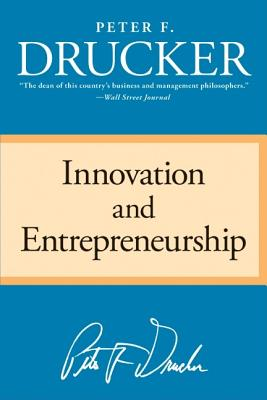 Innovation and Entrepreneurship Cover Image