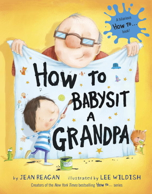 How to Babysit a Grandpa (How To Series) Cover Image