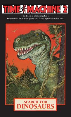 Time Machine 2: Search For Dinosaurs Cover Image