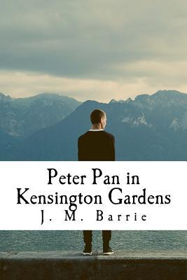 Peter Pan in Kensington Gardens Cover Image