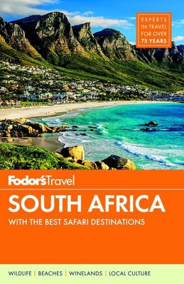 Fodor's South Africa cover image