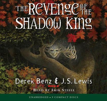 Grey Griffins #1: Revenge of the Shadow King - Audio Library Edition Cover Image