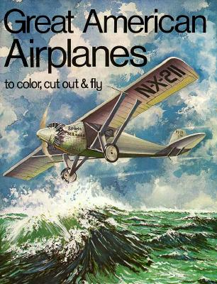 Grt Amer Airplanes Color Bk Cover Image