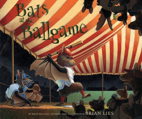 Bats at the Ballgame (A Bat Book) Cover Image