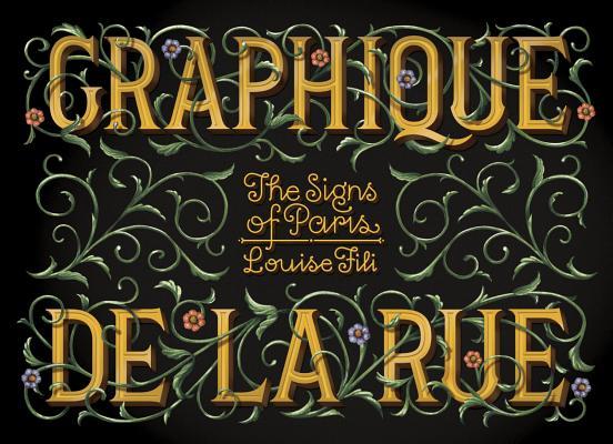 Graphique de la Rue: The Signs of Paris Cover Image