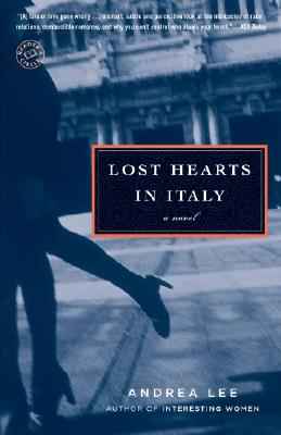 Lost Hearts in Italy Cover Image