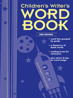 Children's Writer's Word Book Cover Image