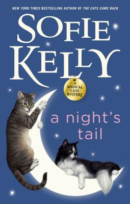 A Night's Tail (Magical Cats #11) Cover Image