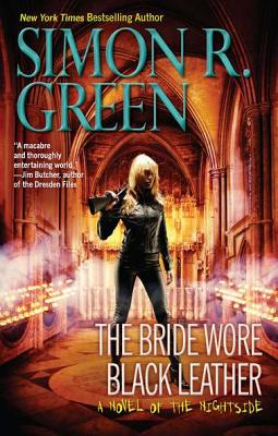 The Bride Wore Black Leather Cover