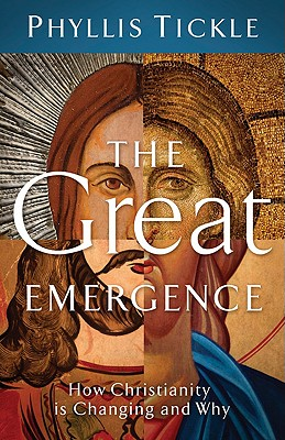 The Great Emergence Cover
