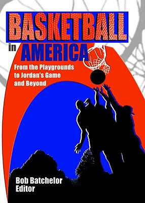 Cover for Basketball in America