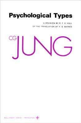 Collected Works of C.G. Jung, Volume 6: Psychological Types Cover Image