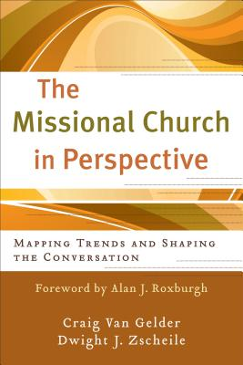 The Missional Church in Perspective Cover