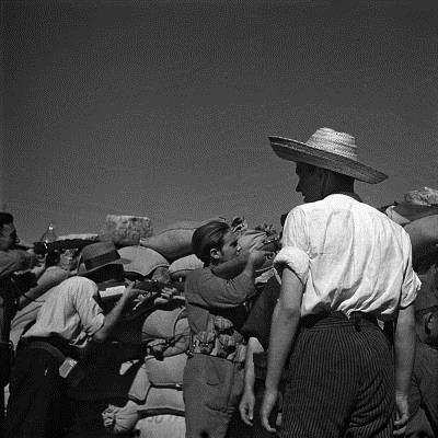 Gerda Taro: With Robert Capa as Photojournalist in the Spanish Civil War Cover Image