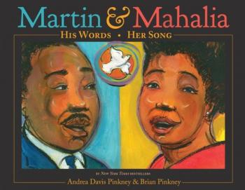 Martin & Mahalia: His Words, Her Song Cover Image