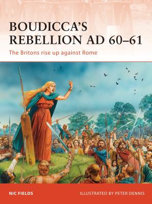 Boudicca's Rebellion AD 60-61 Cover