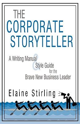 The Corporate Storyteller Cover