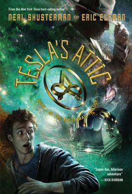 Tesla's Attic (The Accelerati Trilogy #1) Cover Image