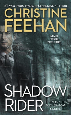 Shadow Rider (A Shadow Riders Novel #1) Cover Image