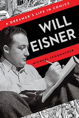 Will Eisner Cover