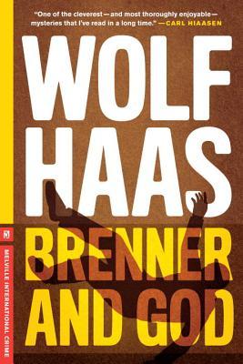 Brenner and God Cover