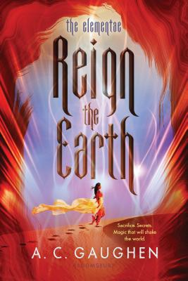 Reign the Earth (The Elementae) Cover Image