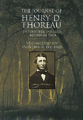 The Journal of Thoreau, Vol. 2 Cover Image