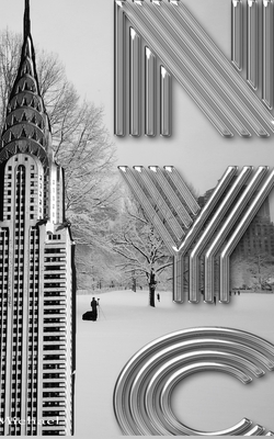 central park Chrysler building New York City Sir Michael Huhn Artist Drawing Journal Cover Image