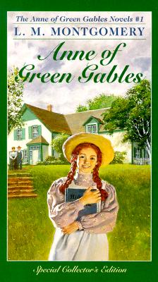 Anne of Green Gables (Anne of Green Gables Novels #1) Cover Image