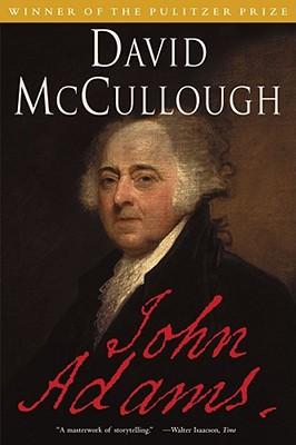 John Adams Cover