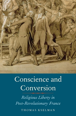 Cover for Conscience and Conversion