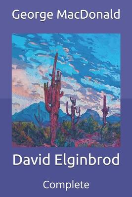 David Elginbrod: Complete Cover Image