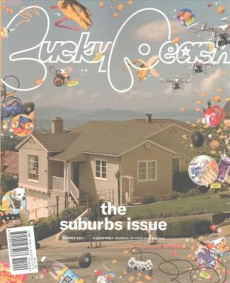Lucky Peach Issue 23: The Suburbs Issue Cover Image