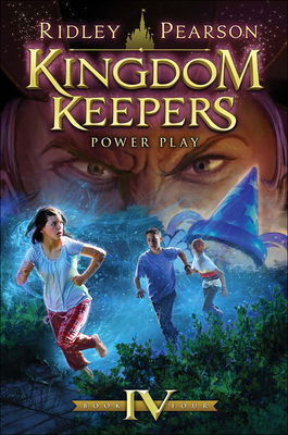 Power Play (Kingdom Keepers #4) Cover Image