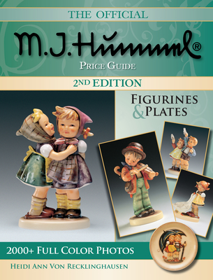 The Official M.I. Hummel Price Guide: Figurines & Plates Cover Image