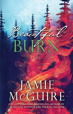 Beautiful Burn (Maddox Brothers #4) Cover Image