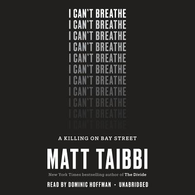 I Can't Breathe: A Killing on Bay Street Cover Image