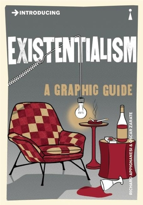 Cover for Introducing Existentialism