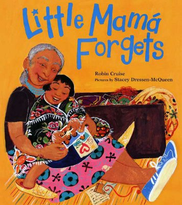 Little Mama Forgets Cover
