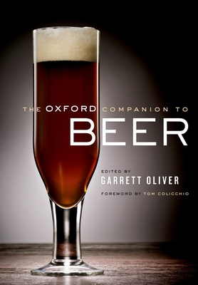 The Oxford Companion to Beer Cover Image