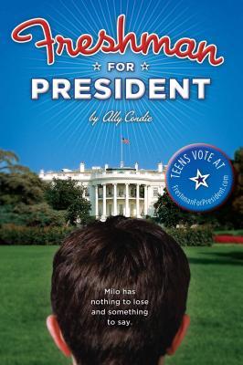 Freshmen for President Cover