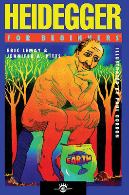 Heidegger for Beginners Cover