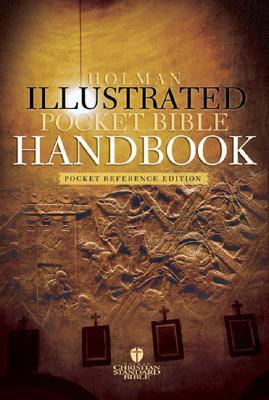 Holman Illustrated Pocket Bible Handbook Cover