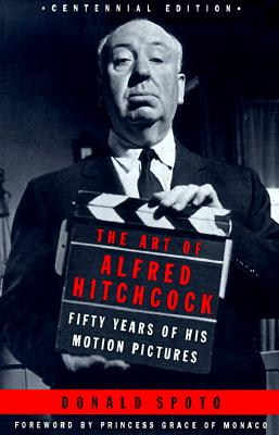 The Art of Alfred Hitchcock Cover
