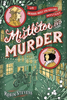 Mistletoe and Murder (A Wells & Wong Mystery) Cover Image