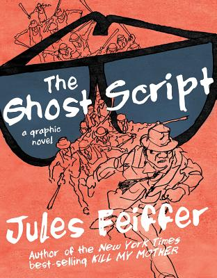 The Ghost Script: A Graphic Novel Cover Image